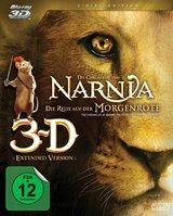 Die Chroniken von Narnia: Die Reise auf der Morgenröte (Blu-ray 3D, + Blu-ray 2D) Poster