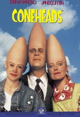 Die Coneheads Poster