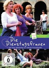 Die Dienstagsfrauen ... auf dem Jakobsweg zur wahren Freundschaft Poster
