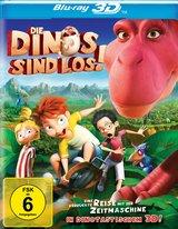 Die Dinos sind los! (Blu-ray 3D) Poster