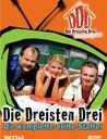 Die dreisten Drei - Die Comedy-WG: Komplette Dritte Staffel (3 DVDs) Poster