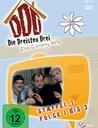 Die dreisten Drei - Staffel 1, Folge 1-3 Poster
