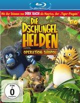 Die Dschungelhelden - Operation: Südpol Poster