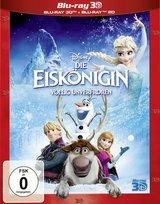Die Eiskönigin - Völlig unverfroren (Blu-ray 3D, + Blu-ray 2D) Poster