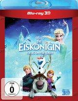Die Eiskönigin - Völlig unverfroren (Blu-ray 3D) Poster