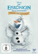 Die Eiskönigin - Völlig unverfroren (Sing Along) Poster
