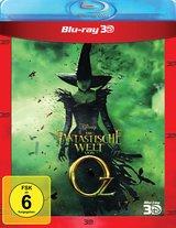 Die fantastische Welt von Oz (Blu-ray 3D) Poster
