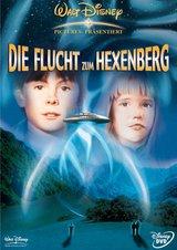 Die Flucht zum Hexenberg Poster