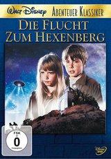 Die Flucht zum Hexenberg (Special Edition) Poster