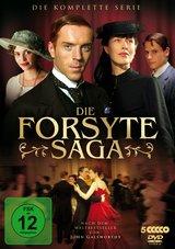 Die Forsyte Saga - Die komplette Serie (5 Discs) Poster