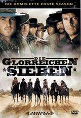 Die Glorreichen Sieben - Die komplette erste Season (3 DVDs) Poster