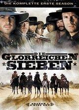 Die Glorreichen Sieben - Die komplette erste Season (2 DVDs) Poster