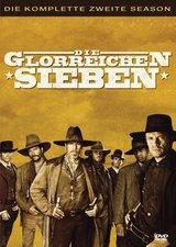 Die Glorreichen Sieben - Die komplette zweite Season (4 DVDs) Poster