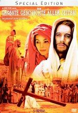 Die größte Geschichte aller Zeiten (Special Edition, 2 DVDs im Steelbook) Poster