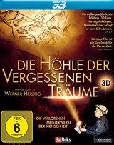 Die Höhle der vergessenen Träume (Blu-ray 3D) Poster