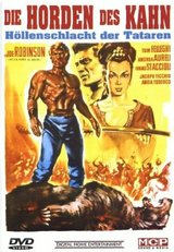 Die Horden des Khan Poster