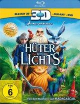 Die Hüter des Lichts (Blu-ray 3D, + Blu-ray 2D, + DVD) Poster