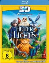 Die Hüter des Lichts (Blu-ray 3D) Poster