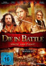 Die In Battle - Unite and Fight! Poster