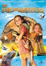 Die Insel der Abenteuer Poster