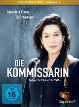 Die Kommissarin - Folge 1-13 (4 Discs) Poster