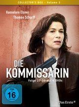 Die Kommissarin - Folge 27 - 39 (4 Discs) Poster
