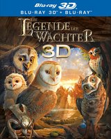 Die Legende der Wächter (Blu-ray 3D) Poster