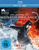 Die Legende der weißen Schlange (Blu-ray 3D) Poster