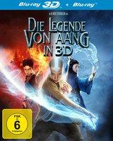 Die Legende von Aang (Blu-ray 3D + Blu-ray 2D, Steelbook, Exklusivprodukt) Poster