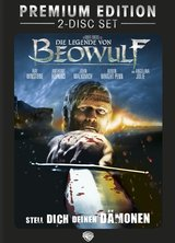 Die Legende von Beowulf (Director's Cut, Premium Edition, 2 DVDs) Poster