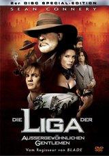 Die Liga der außergewöhnlichen Gentlemen (Special Edition, 2 DVDs) Poster