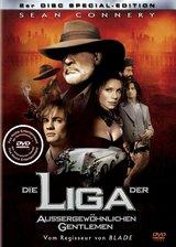 Die Liga der außergewöhnlichen Gentlemen (Special Edition) Poster