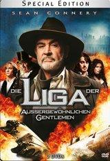 Die Liga der außergewöhnlichen Gentlemen (Special Edition, 2 DVDs im Steelbook) Poster