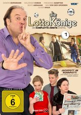 Die LottoKönige - Staffel 2 (2 Discs) Poster
