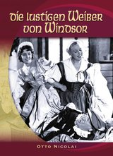 Die lustigen Weiber von Windsor Poster