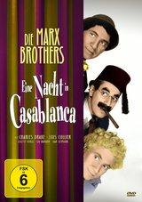 Die Marx Brothers - Eine Nacht in Casablanca Poster