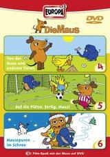 Die Maus - 02/3er Box-Folge 4-6 (3 DVDs) Poster