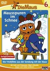 Die Maus 6 - Mausspuren im Schnee Poster