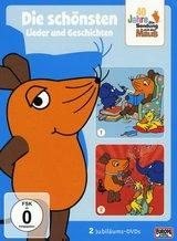 Die Maus - Die schönsten Lieder und Geschichten (2 Discs) Poster