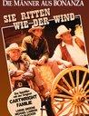 Die Männer von Bonanza - Sie ritten wie der Wind (2 DVDs) Poster
