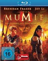 Die Mumie: Das Grabmal des Drachenkaisers (Einzel-Disc) Poster