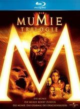 Die Mumie Trilogie (3 Discs) Poster