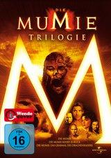 Die Mumie Trilogie (3 DVDs, Amaray) Poster