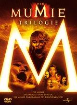 Die Mumie Trilogie (3 DVDs, Digipak) Poster