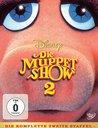Die Muppet Show - Die komplette zweite Staffel (Special Edition, 4 Discs) Poster