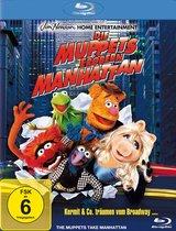 Die Muppets erobern Manhattan Poster