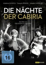 Die Nächte der Cabiria Poster