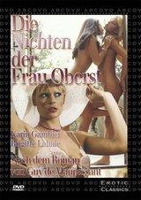 Die Nichten der Frau Oberst Poster