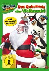 Die Pinguine aus Madagascar - Das Geheimnis der Weihnacht Poster