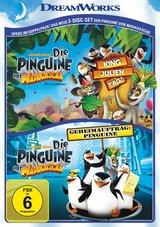 Die Pinguine aus Madagascar - Geheimauftrag: Pinguine / King-Julien-Tag Poster